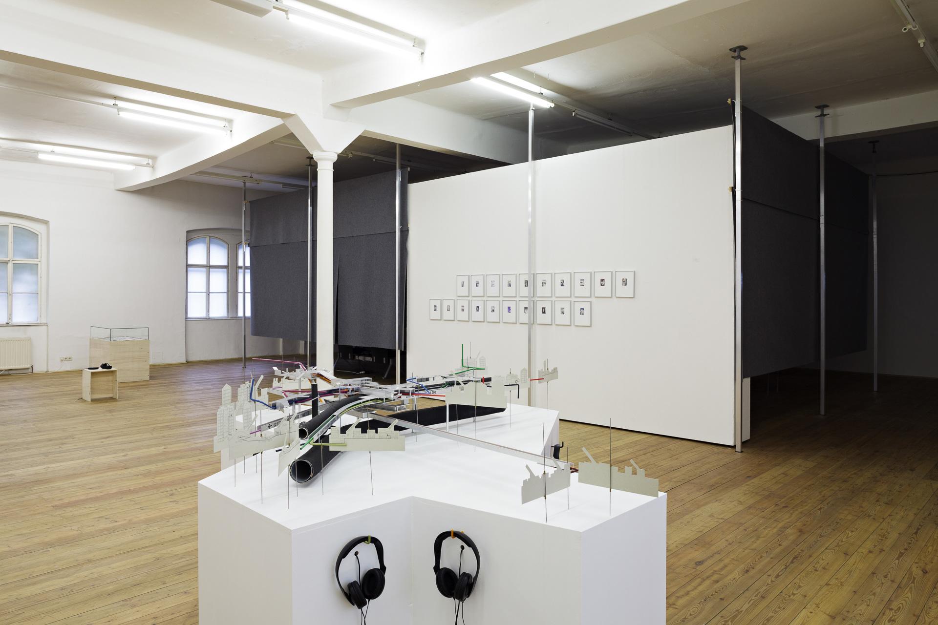 EXIT Karlsplatz, Kunsthalle Exnergasse, 2012