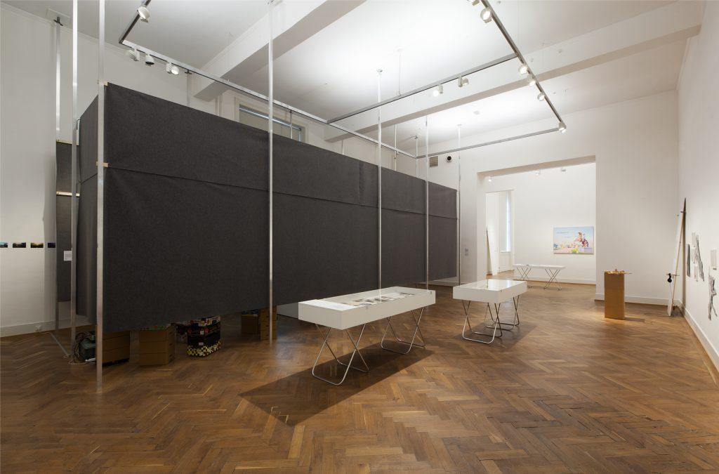 xhibit, Akademie der bildenden Künste, Wien