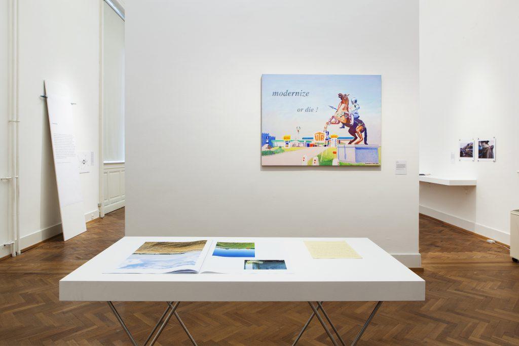 © xhibit, Akademie der bildenden Künste, Wien